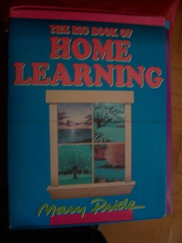 BIG BOOK OF HOME LEARNING (4 Vols.)