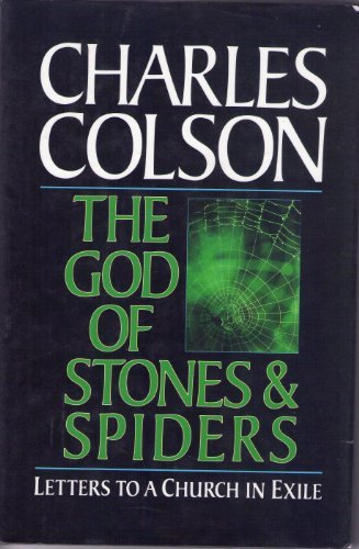 9780891076155: The God of Stones and Spiders