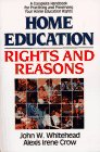 Home Education: Rights and Reasons: John W. Whitehead,