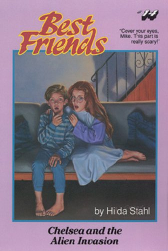9780891077497: Chelsea and the Alien Invasion (Best Friends, Book 14)