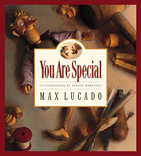 9780891079316: You Are Special (Max Lucado's Wemmicks)
