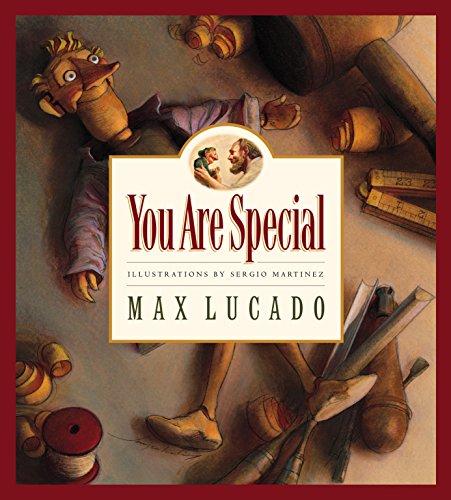 9780891079316: You Are Special (Max Lucado's Wemmicks)