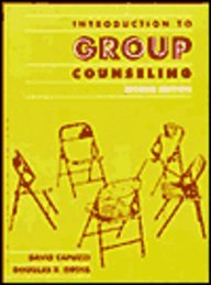 9780891082590: Introduction to Group Counseling (2nd Edition)
