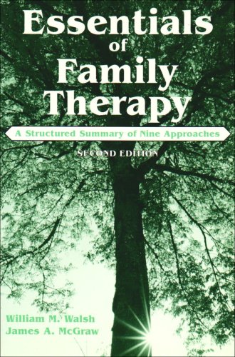 9780891082972: Essentials of Family Therapy: A Structured Summary of Nine Approaches