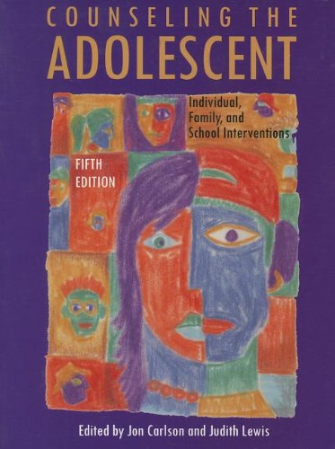 9780891083207: Counseling the Adolescent: Individual, Family and School Interventions