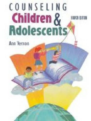 9780891083405: Counseling Children & Adolescents