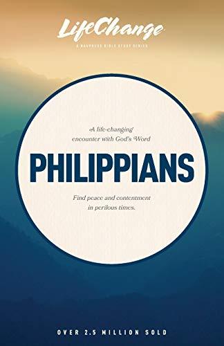 Philippians (LifeChange Series): Nav Press