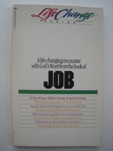 9780891091189: Life Change Series: Job