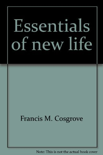 9780891091264: Leader's Manual for Essentials of New Life