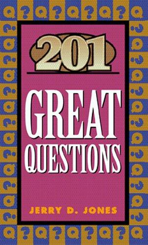 9780891092841: 201 Great Questions (LifeChange)