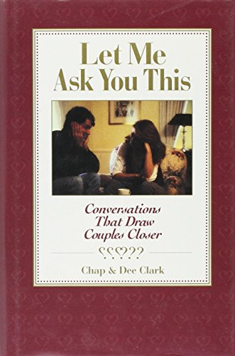 Let Me Ask You This (0891096396) by Chap Clark