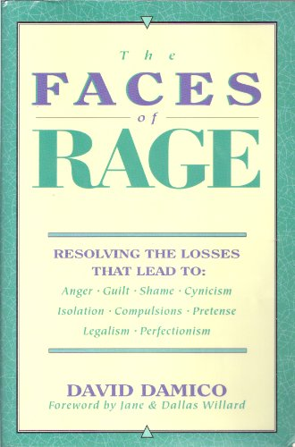 The Faces of Rage: Damico, David