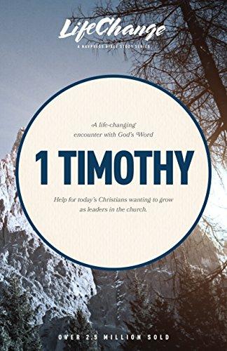 9780891099536: 1 Timothy (LifeChange)