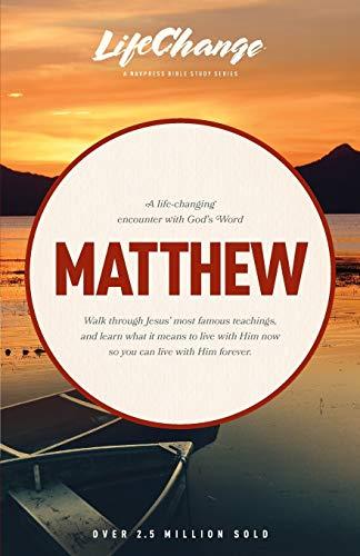9780891099963: Matthew (LifeChange)