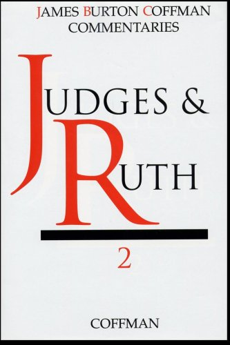 Judges and Ruth (Commentaries, [Historical Books] /: Coffman, James Burton