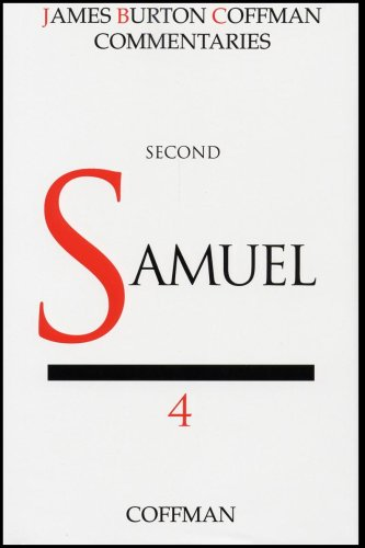 Second Samuel (Commentaries, [Historical Books] / James: Coffman, James Burton