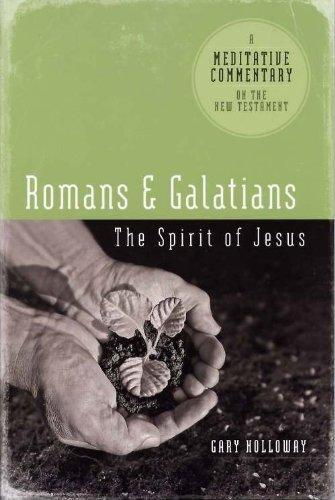 9780891125020: Meditative Commentary - Romans & Galatians (Meditative Commentary)