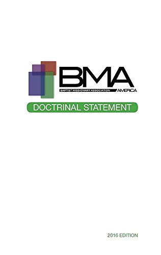 Bmaa Doctrinal Statement: 2016 Edition (Paperback)