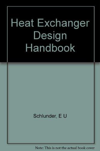 9780891161257: Heat Exchanger Design Handbook