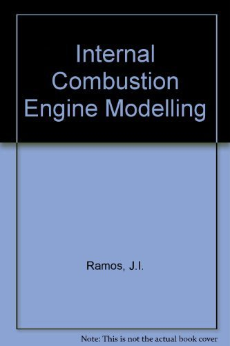 9780891161578: Internal Combustion Engine Modelling