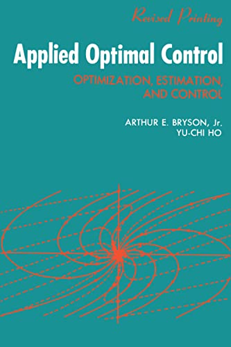 9780891162285: Applied Optimal Control