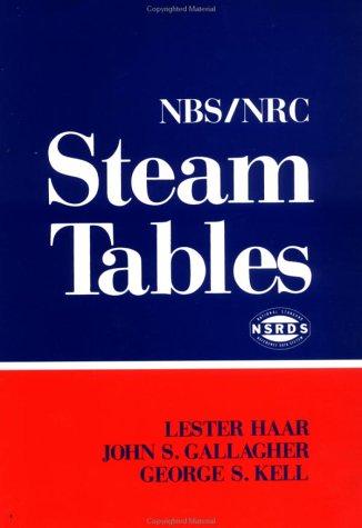 9780891163534: Nbs/Nrc Steam Tables