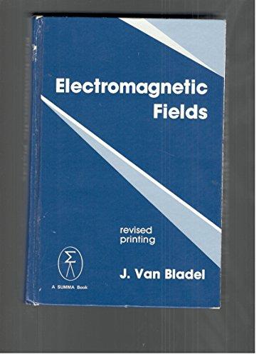 9780891164203: Electromagnetic Fields (A SUMMA book)