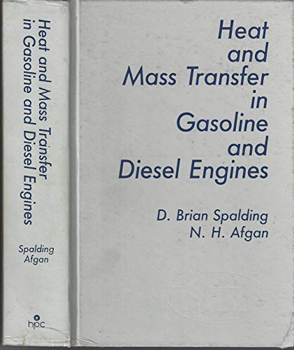 9780891166917: HEAT & MASS TRANS GAS DIESEL ENG (Proceedings of the International Centre for Heat and Mass Transfer, 26)