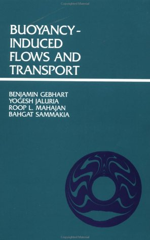 9780891167280: Buoyancy-Induced Flows And Transport