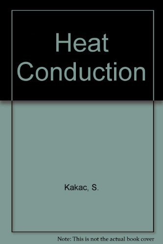 9780891167891: Heat Conduction 2Ed Sc (Kakac)