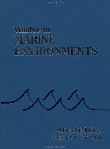Wastes in Marine Environments: Office Tec