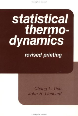 9780891168287: Statistical Thermodynamics