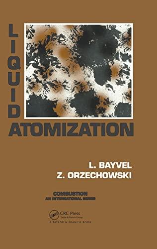 9780891169598: Liquid Atomization