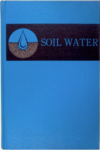 9780891180050: Soil Water