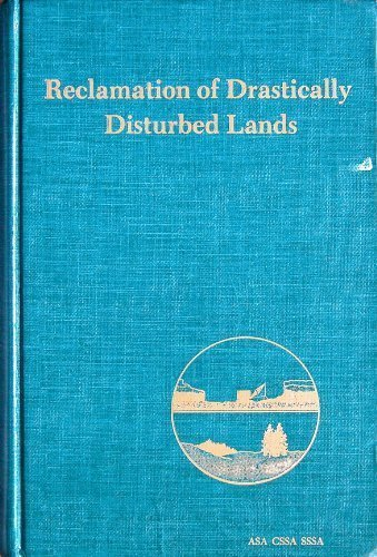 9780891180524: Reclamation of Drastically Disturbed Lands