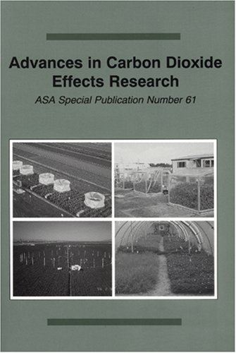Advances in Carbon Dioxide Effects Research (Carolina Academic Press Law Casebook Series) (Carolina...