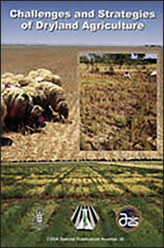 9780891185543: Challenges and Strategies for Dryland Agriculture (Cssa Special Publication)