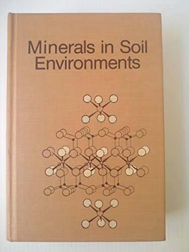 Minerals in soil environments by dixon j b soil for Minerals in dirt
