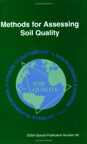 9780891188261: Methods for Assessing Soil Quality (S S S A Special Publication)