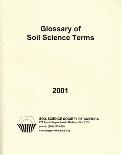 9780891188278: Glossary of Soil Science Terms 2001