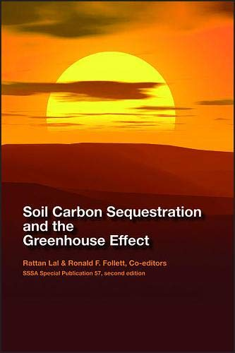 9780891188506: Soil Carbon Sequestration and the Greenhouse Effect (S S S a Special Publication)