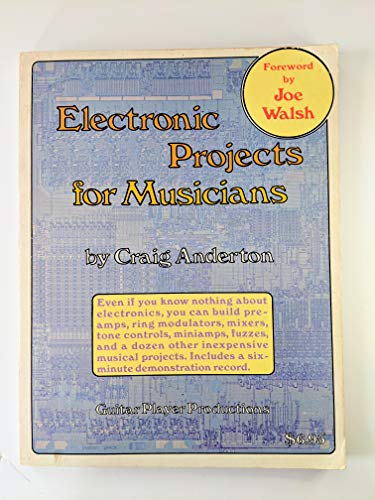 9780891220114: Electronic Projects for Musicians