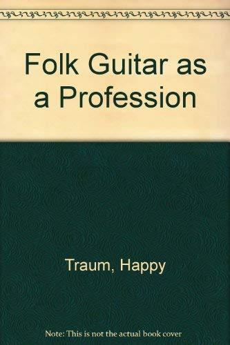 9780891220152: Folk Guitar as a Profession