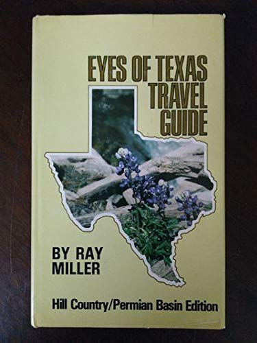 9780891230700: Eyes of Texas Travel Guide Hill Country