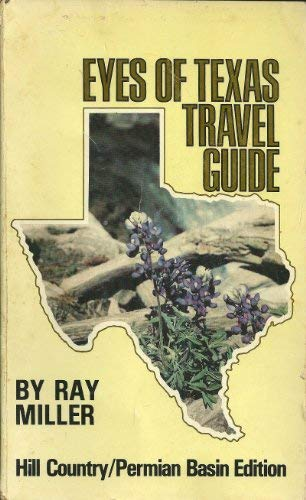 9780891230717: Eyes of Texas travel guide