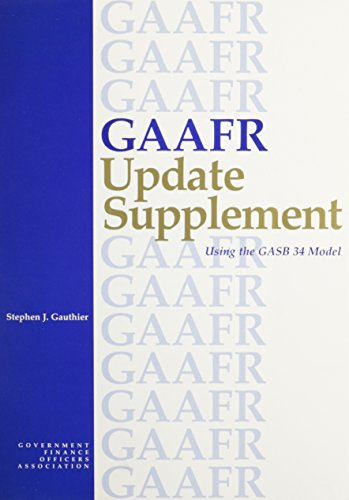 Gaafr Update Supplement (0891252592) by Stephen J. Gauthier