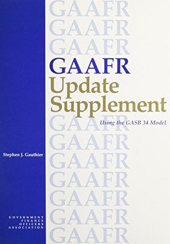 Gaafr Update Supplement (9780891252597) by Gauthier, Stephen J.