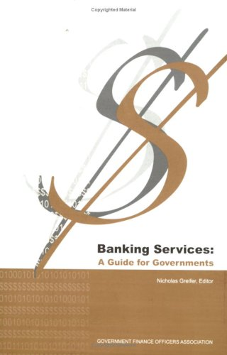 9780891252719: Banking Services: A Guide for Governments
