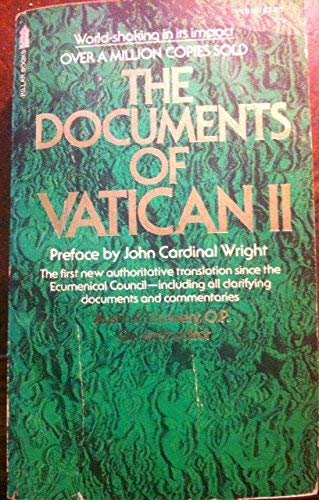 9780891290186: The Documents of Vatican II