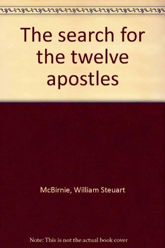 9780891291961: The search for the twelve apostles